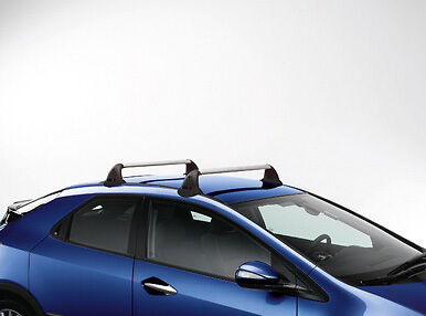 Genuine Honda Civic Roof Bars Roof Rack Ebay