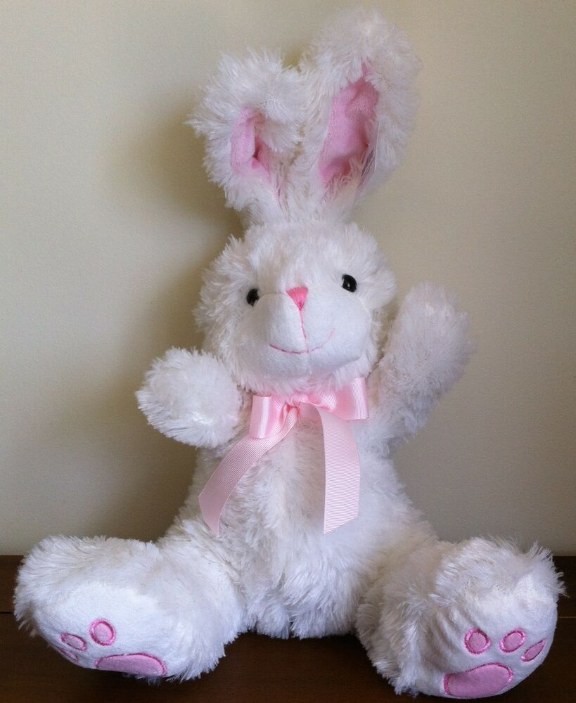 Big Easter Bunny Soft Toy 54
