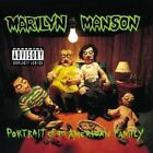 """MARILYN MANSON """"PORTRAIT OF AN AMERICAN FAMILY"""" CD NEW"""