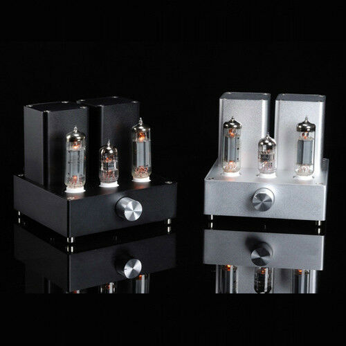 Small Mini Tube AMP Audio Amplifier EL84+12AX7B 1set | eBay