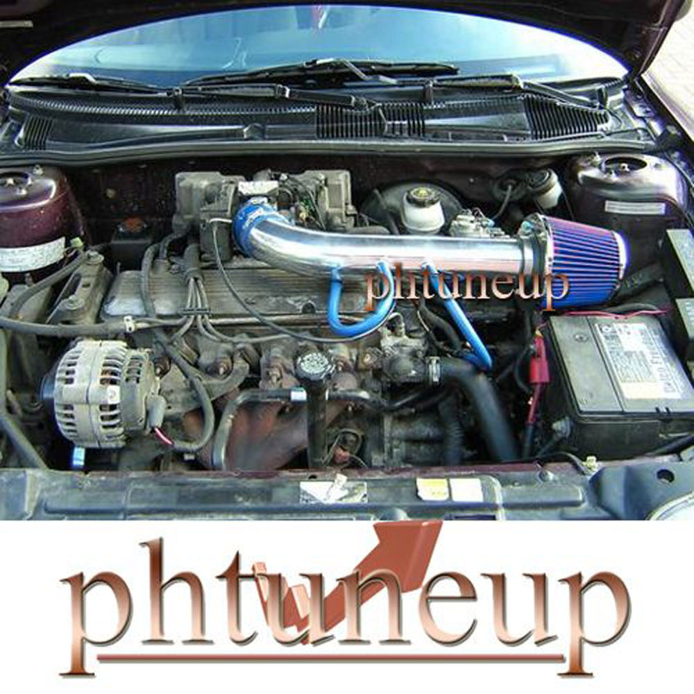 1995-1997 CHEVY CAVALIER / PONTIAC SUNFIRE 2.2L OHV AIR INTAKE KIT ...