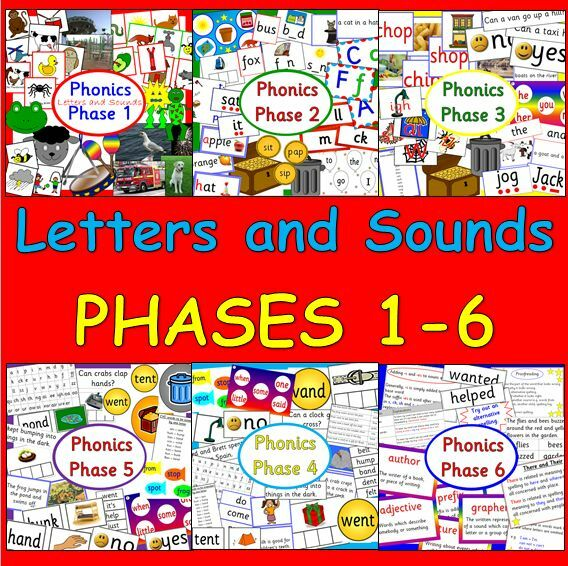 Phonics Phase 1 6 Teaching Resource Cd Letters And Sounds