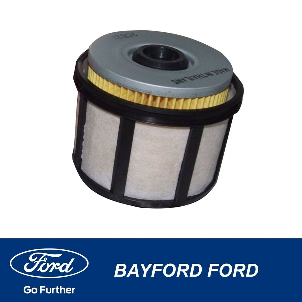 2010 f250 diesel fuel filter housing ford f250 f350 7.3 litre diesel fuel filter - new genuine ...