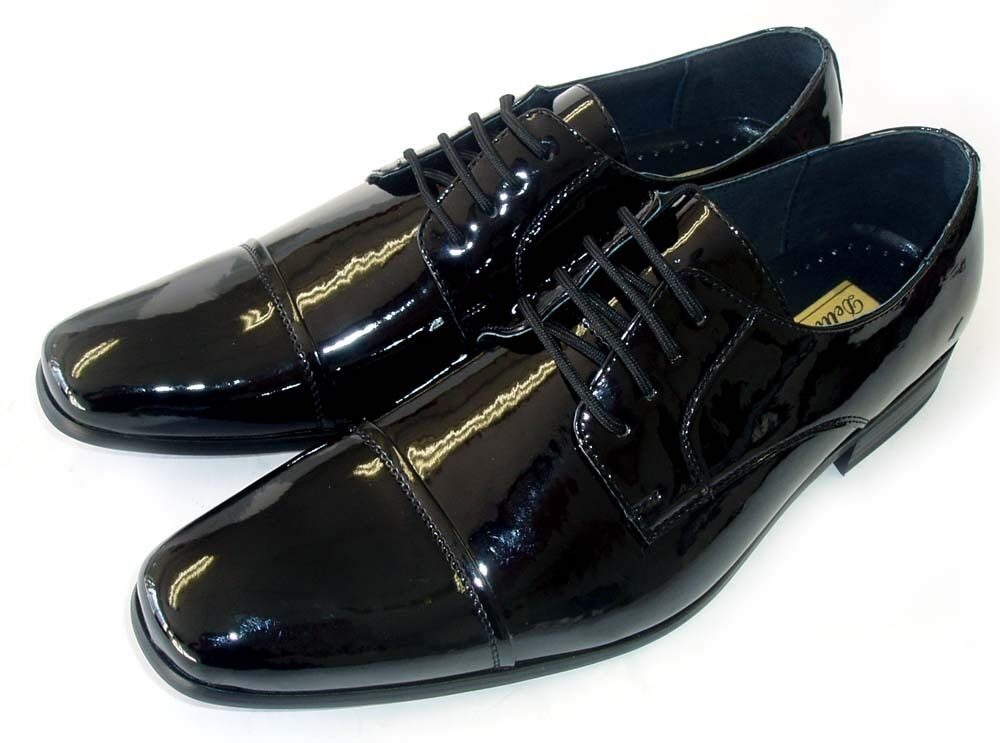 Gloss Dress Shoes