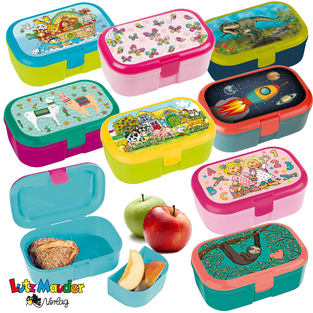brotdose lunchbox f r kinder von lutz mauder lunch box. Black Bedroom Furniture Sets. Home Design Ideas