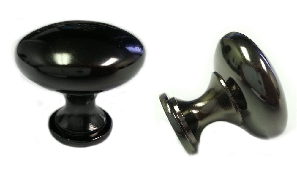 25pcs black nickel mushroom kitchen cabinet knobs 30mm 1 for 4 kitchen cabinet handles