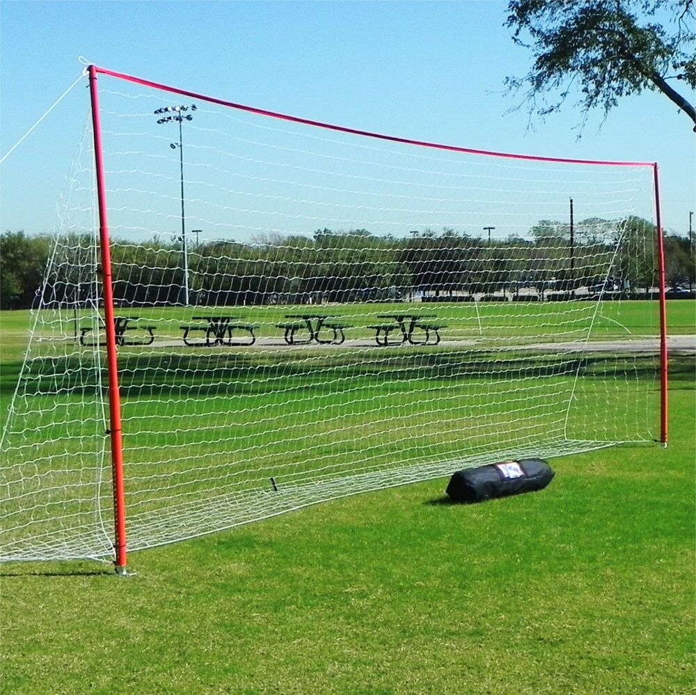 Goals by Soccer Innovations  Portable Goals for Sports  Backyard