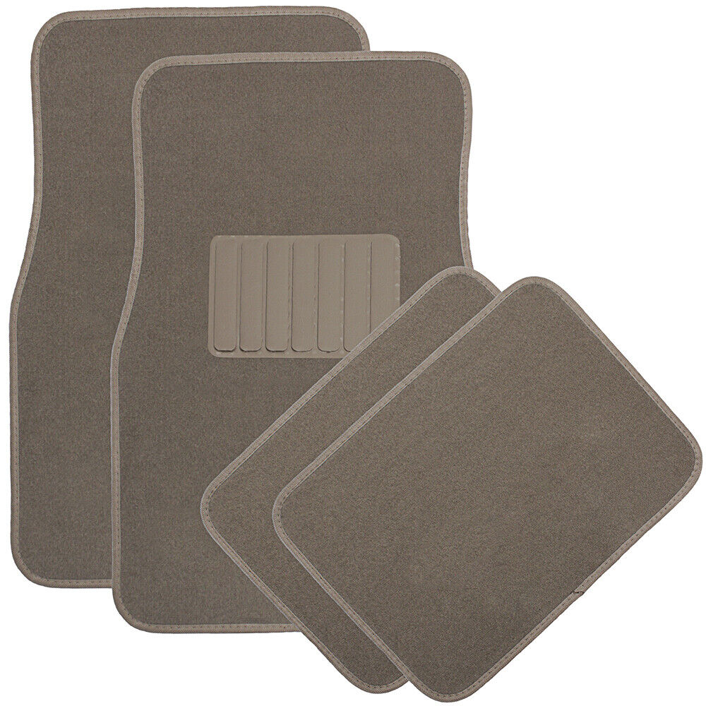 Suv auto floor mat for buick enclave 4pc heavy duty semi for Auto flooring