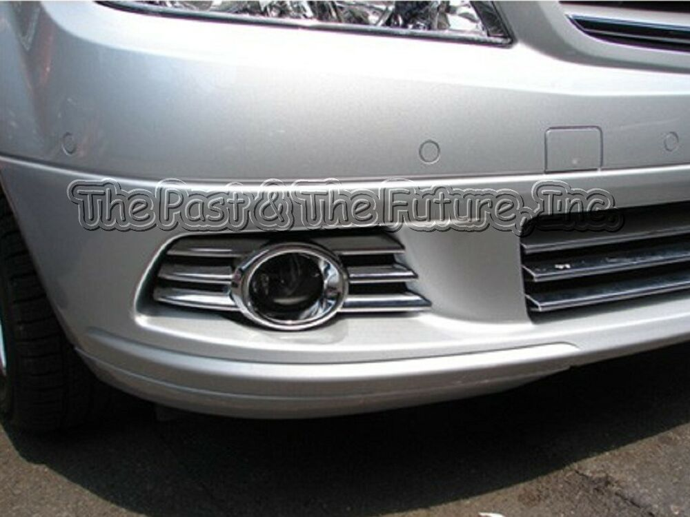 2008 08 2009 09 10 11 12 mercedes benz c class w204 style for 2008 mercedes benz r350 accessories