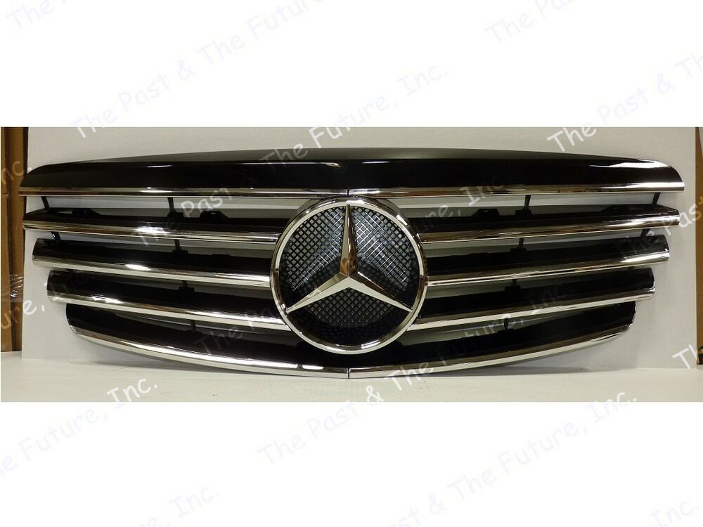 07 08 09 10 11 12 mercedes benz s class w221 style cl for Mercedes benz grills
