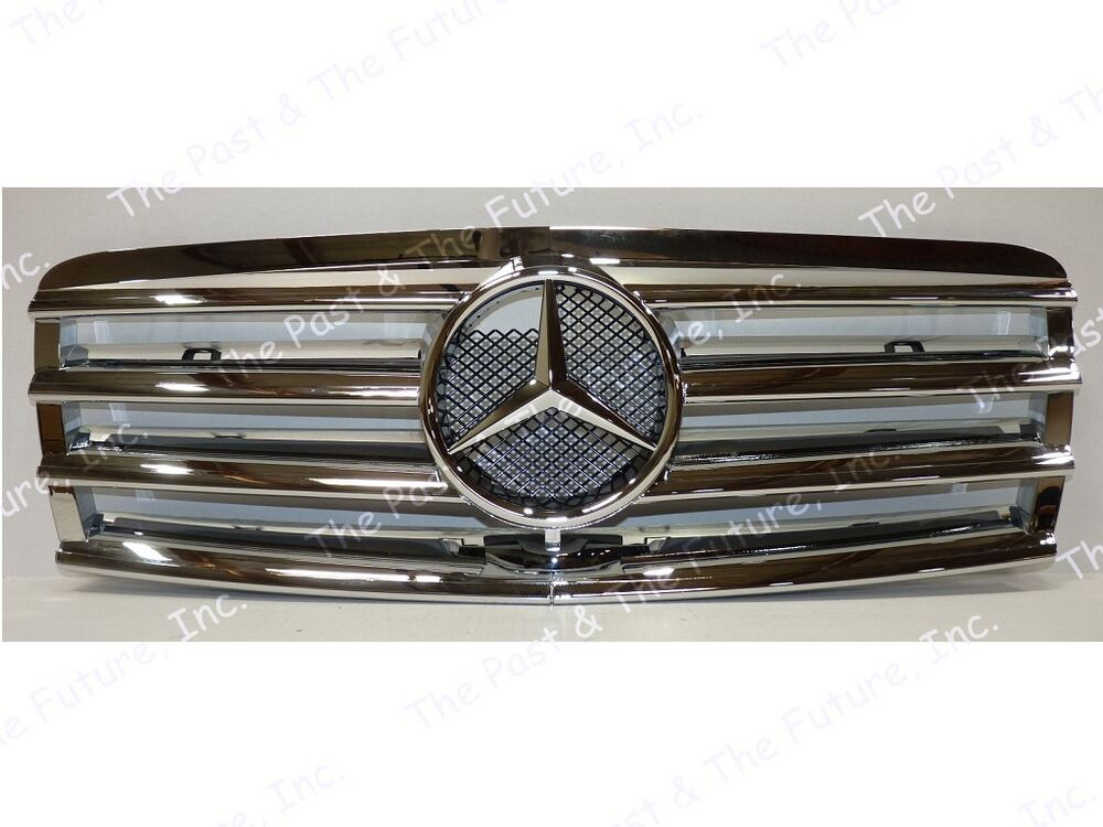 1996 1997 1998 1999 mercedes benz e class w210 style cl for Mercedes benz grills