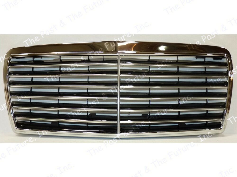 94 95 mercedes benz e class w124 style assembly grille for Mercedes benz grills