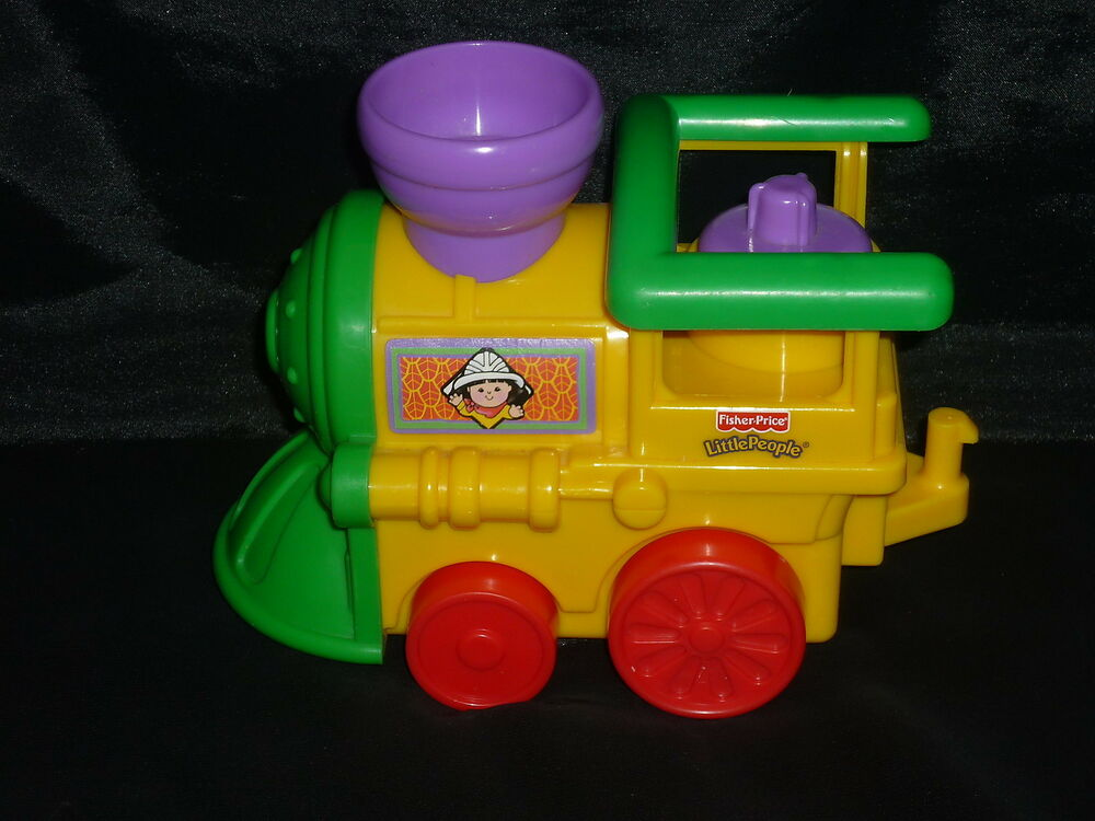 Fisher Price Covered Car