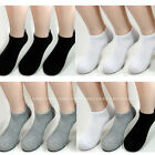 Socks 8pairs lots ankle low cut mens cotton casual