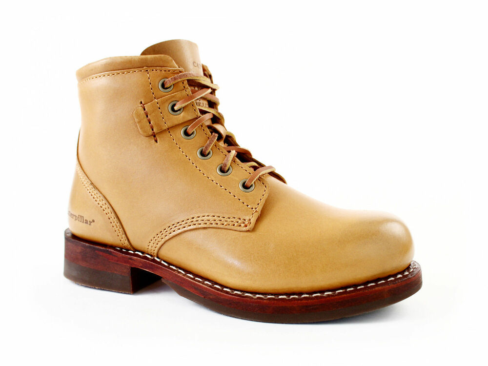 Caterpillar The LUTHER MID Mens Casual Work Boots Legendary Raw Collection | EBay