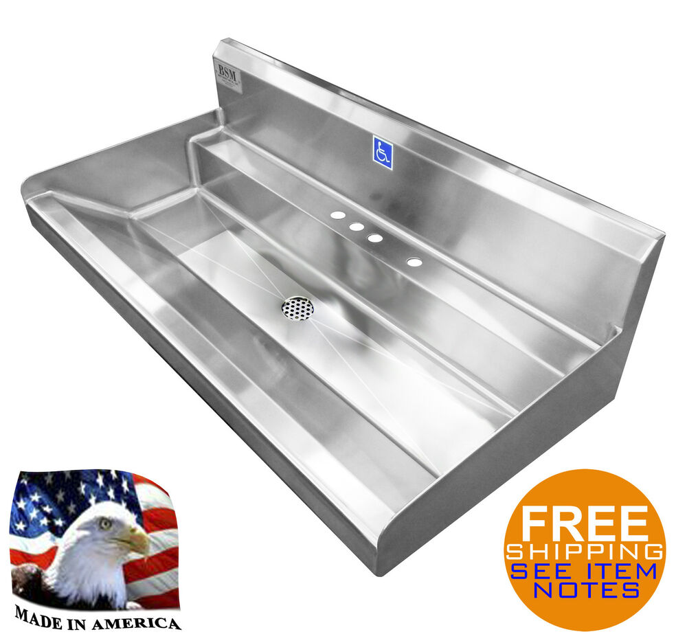 Commercial Kitchen Hand Sink Requirements : ... USER HAND SINK 42