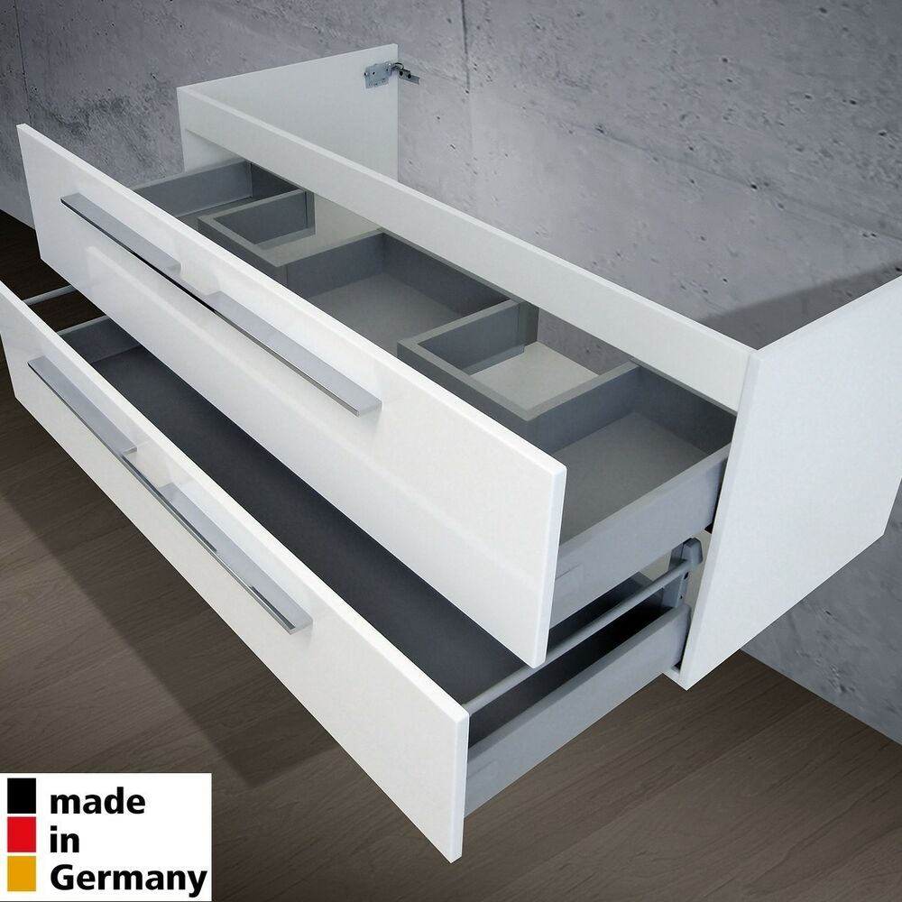 unterschrank zu villeroy boch subway 2 0 doppelwaschtisch 130 cm neu ebay. Black Bedroom Furniture Sets. Home Design Ideas