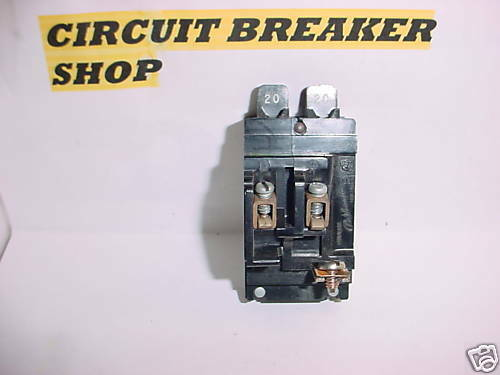 pushmatic circuit breaker box wiring circuit breaker symbol wiring diagram 20/20 amp twin bulldog pushmatic circuit breaker | ebay #14