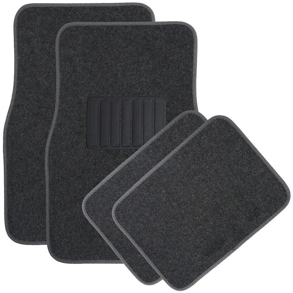 Auto Floor Mats For Ford Car Truck Suv Van Full Set Heavy