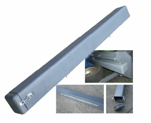 Brilliant Aluminium Tent Pole Storage Box