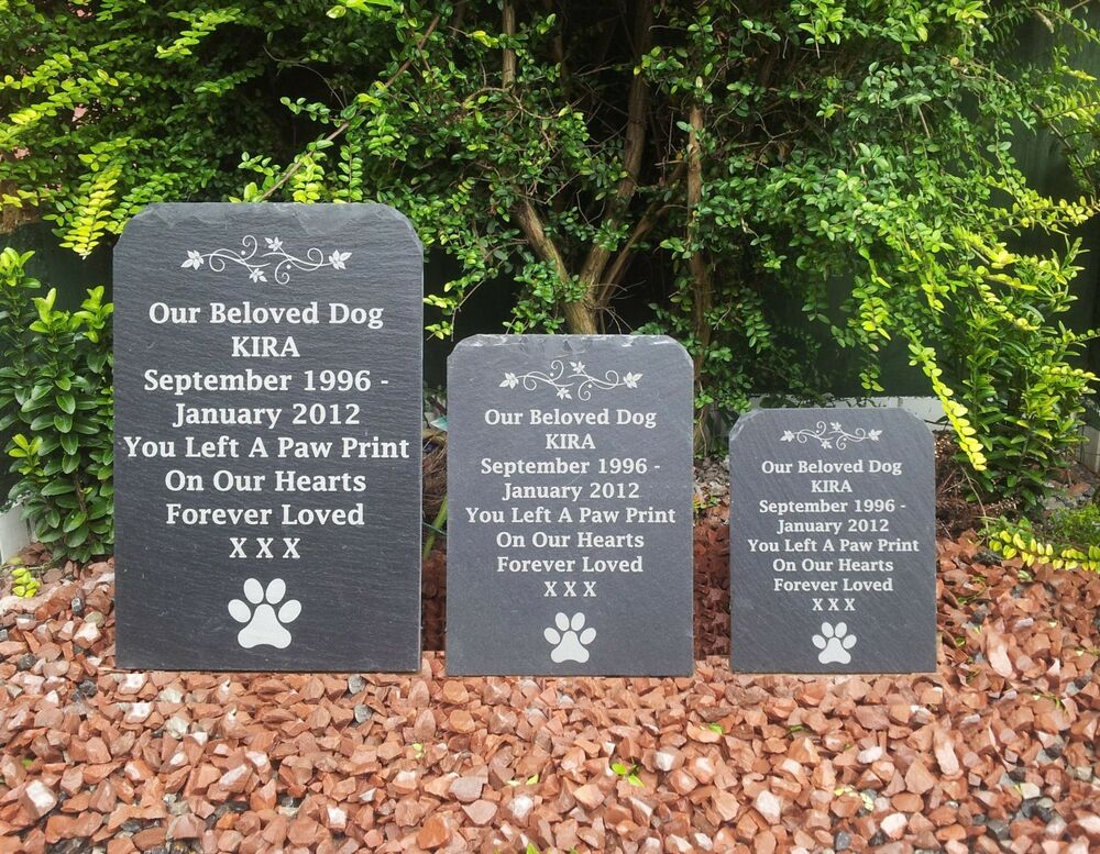 Natural Stone Grave Markers