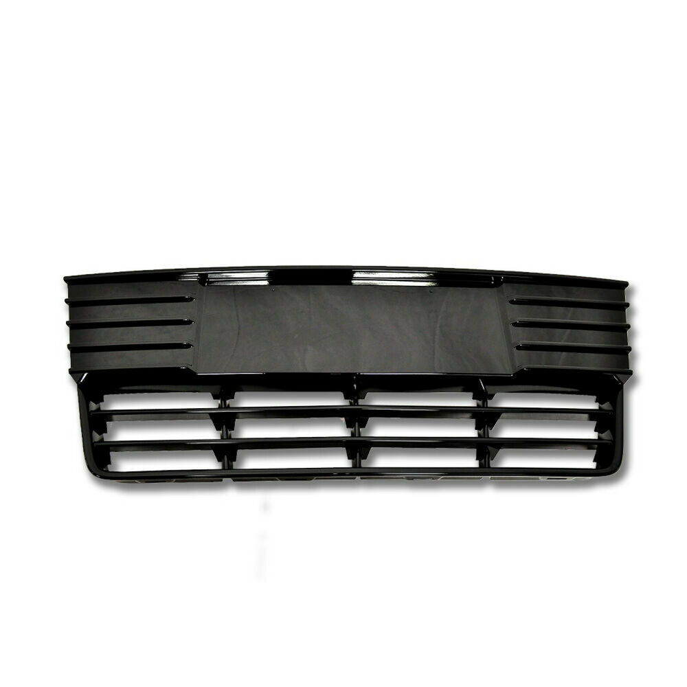 new oem 2012 2013 ford focus titanium lower bumper grille opening piano black ebay. Black Bedroom Furniture Sets. Home Design Ideas