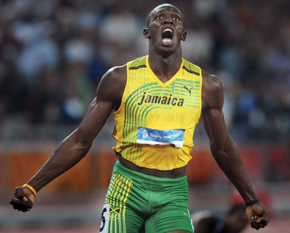 how to become an olympic sprinter