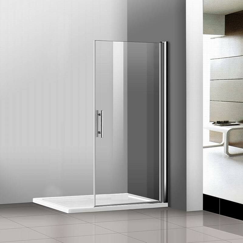 walk in wet room shower enclosure cubicle bathroom glass