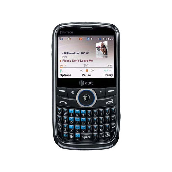 GSM Unlocked Pantech Link P7040 World Mobile Qwerty Cell