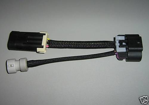 ls7 ls3 5 wire maf to 3 wire harness adapter w iat ebay