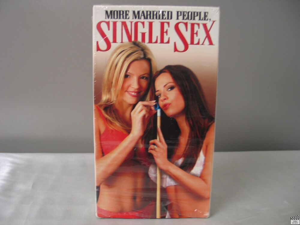 More Married People More Single Sex 21