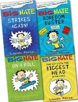 Big Nate Collection 4 Books Set Pack RRP £22.96 | Linco
