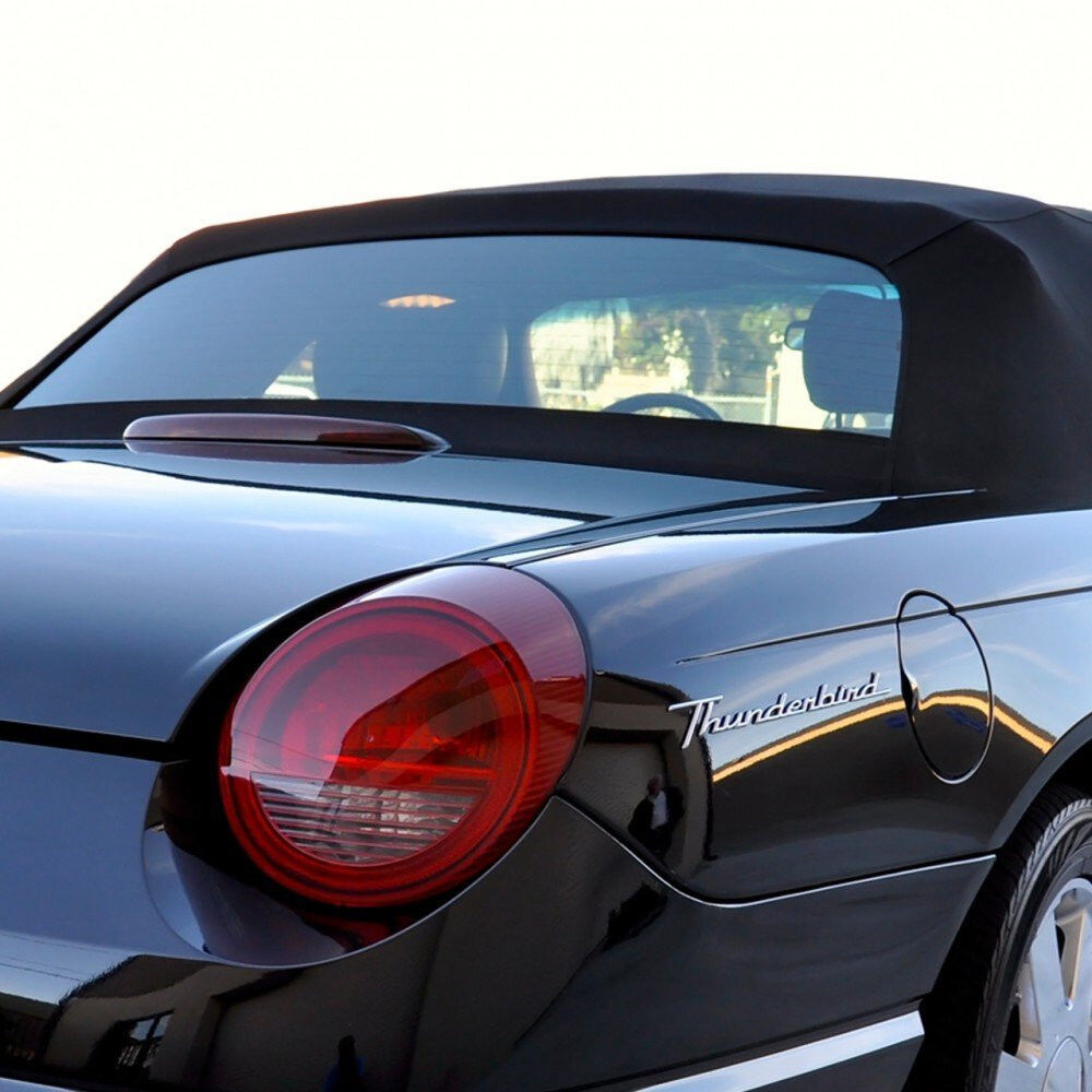 NEW Thunderbird Cloth Convertible Soft Top With Heated