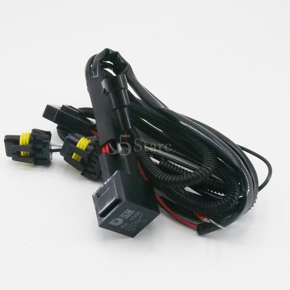 hid anti flicke relay wiring harness for xenon conversion. Black Bedroom Furniture Sets. Home Design Ideas