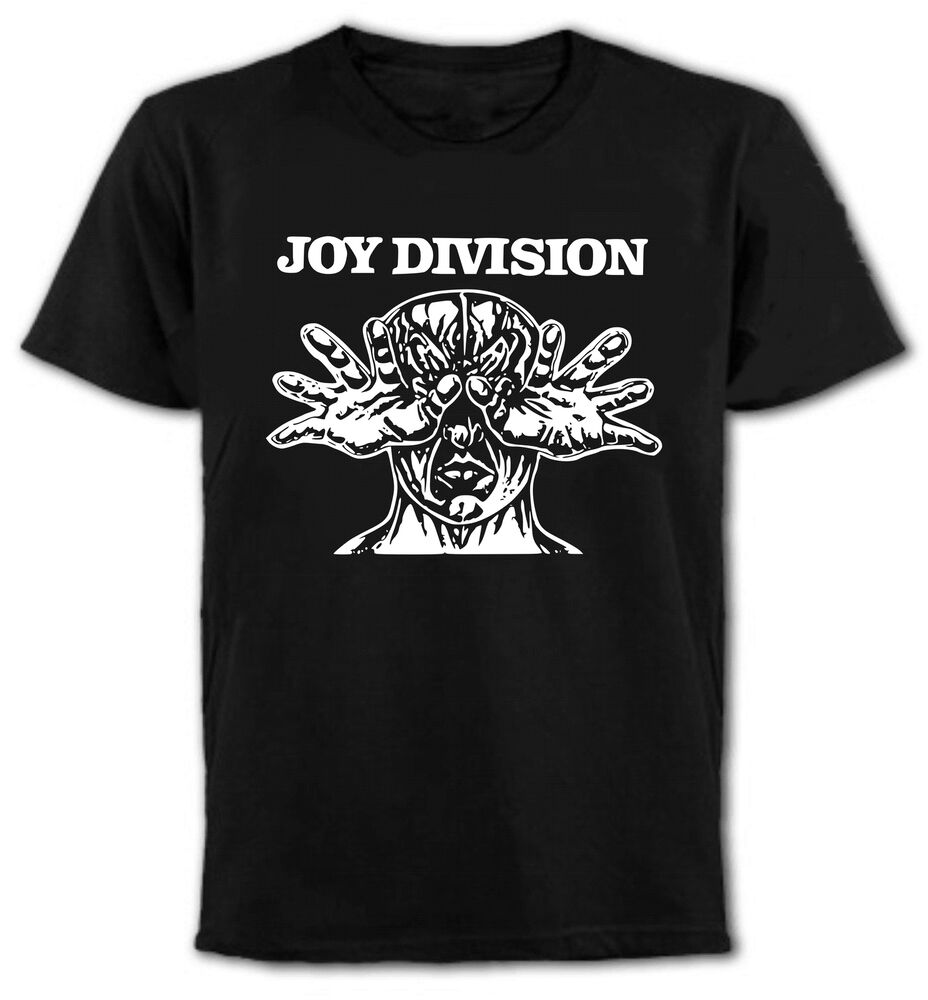 joy division t shirt post punk ian curtis rare print. Black Bedroom Furniture Sets. Home Design Ideas