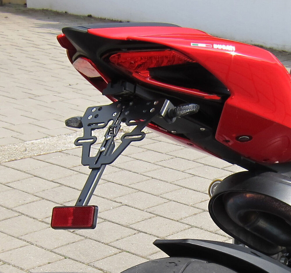 bruudt tail tidy for ducati 899 959 1199 and 1299. Black Bedroom Furniture Sets. Home Design Ideas