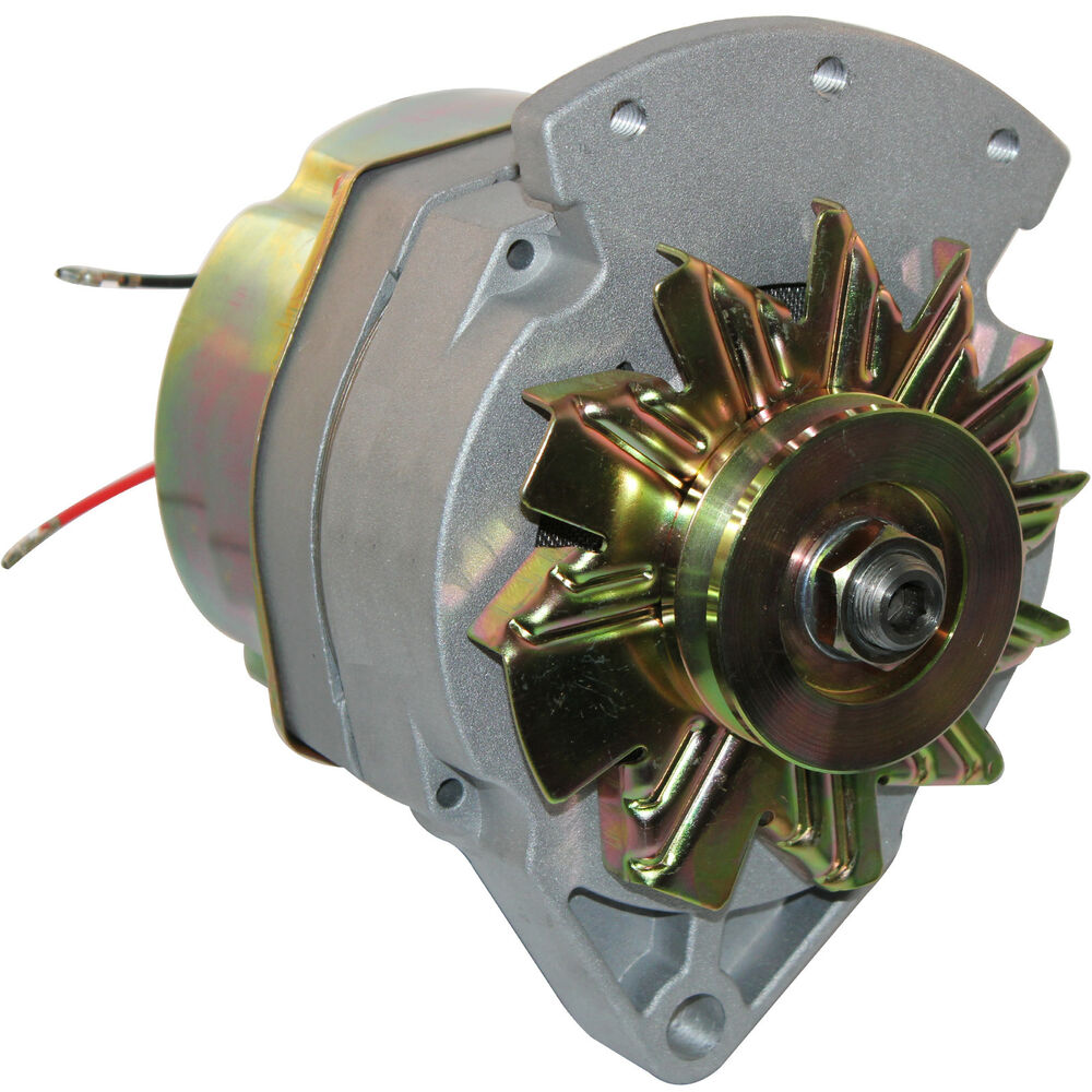 100amp high amp alternator fits crusader marine delco 10si. Black Bedroom Furniture Sets. Home Design Ideas