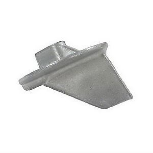 New yamaha trim tab anode for 150 200hp outboards 6k1 for Outboard motor trim tab