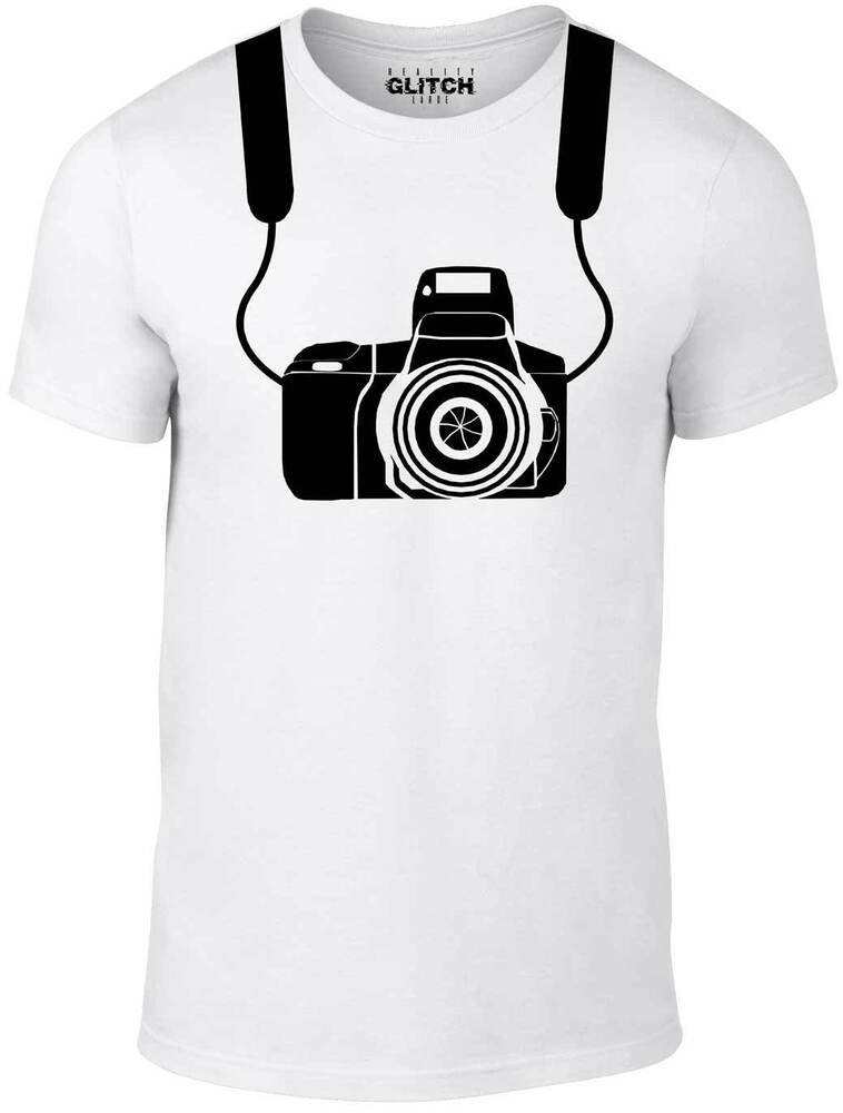 i shoot people t shirt t shirt funny camera photography photograph photo ebay. Black Bedroom Furniture Sets. Home Design Ideas