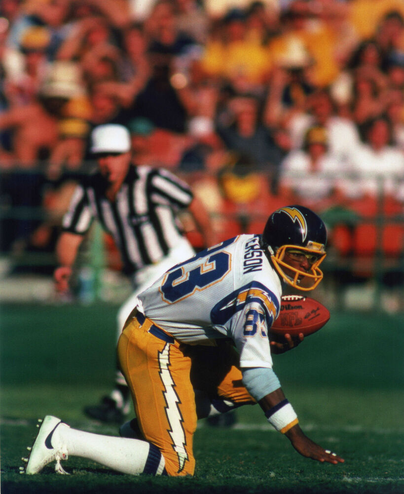 John Jefferson San Diego Chargers 8x10 Sports Photo 80 Ebay