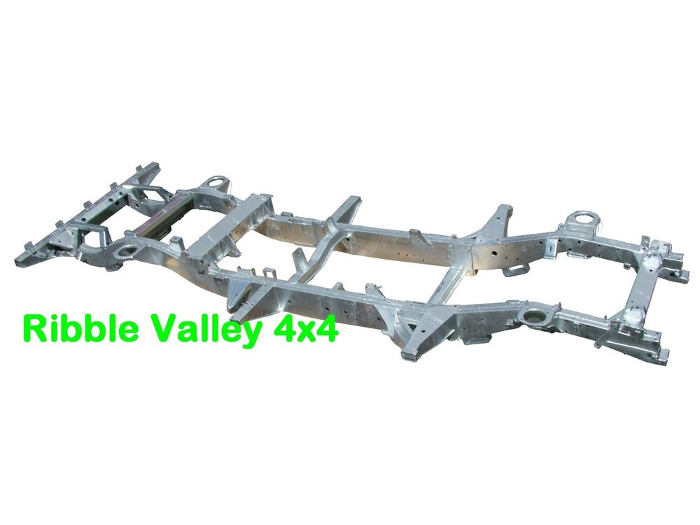 Land Rover Defender 110 300tdi Galvanised Chassis New Uk