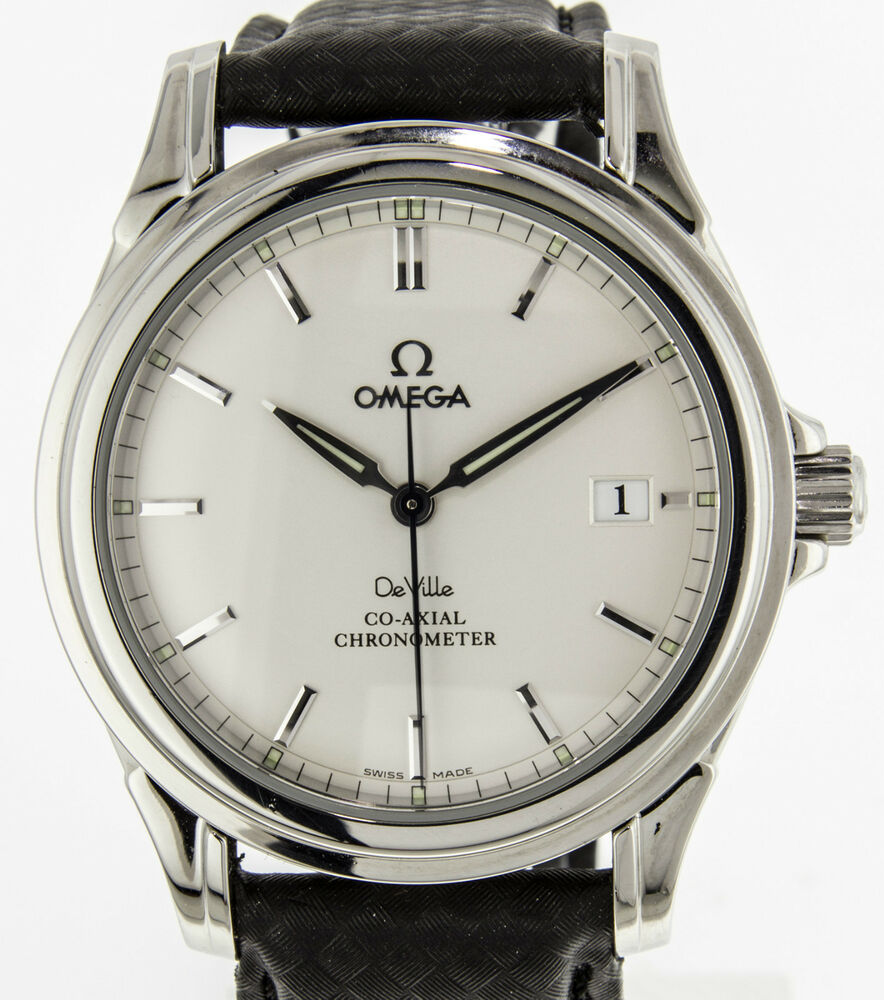 Swiss Omega De Ville Co Axial Watches