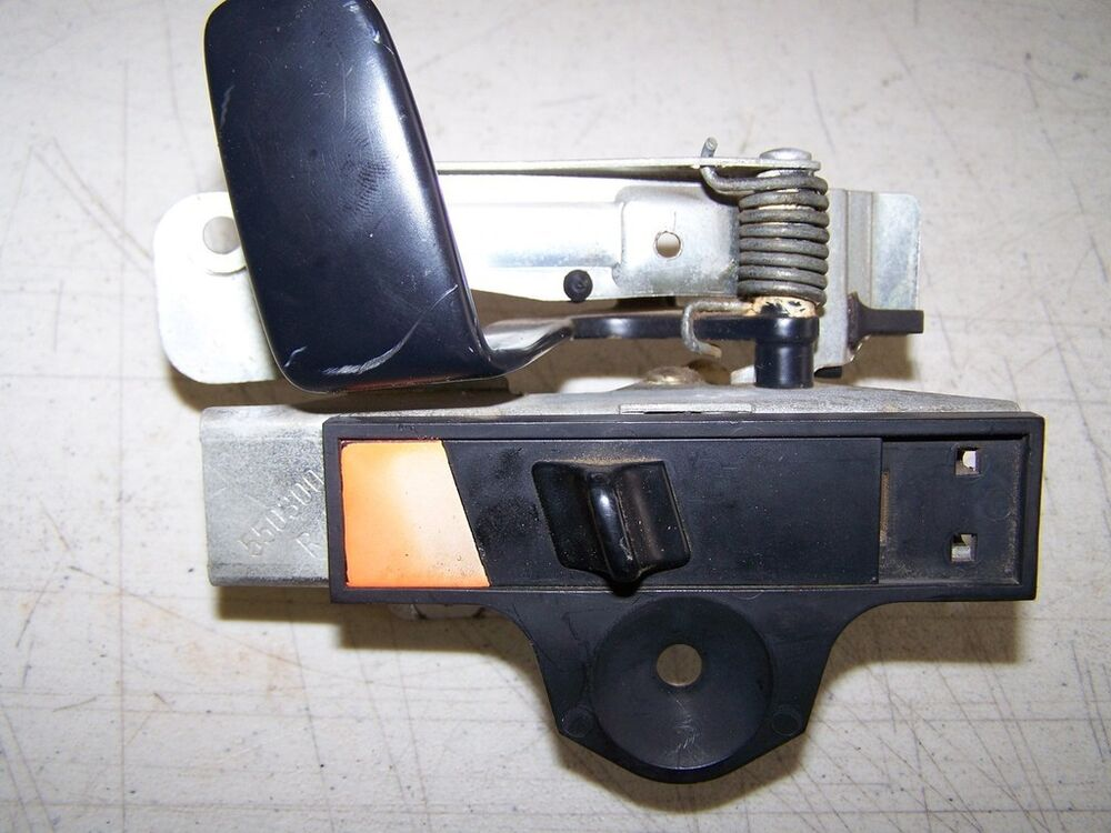 1993 jeep grand cherokee interior door handle right ebay 1993 jeep grand cherokee interior