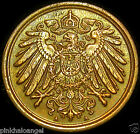 Germany - The German Empire - German 1906A Pfennig Coin - GREAT COIN!