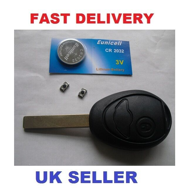 bmw mini one cooper s remote key fob case repair kit switchs ebay. Black Bedroom Furniture Sets. Home Design Ideas
