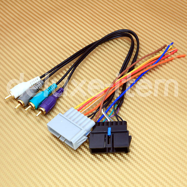 Auto Wiring Harness Covering : Car stereo wiring harness cover get free image about