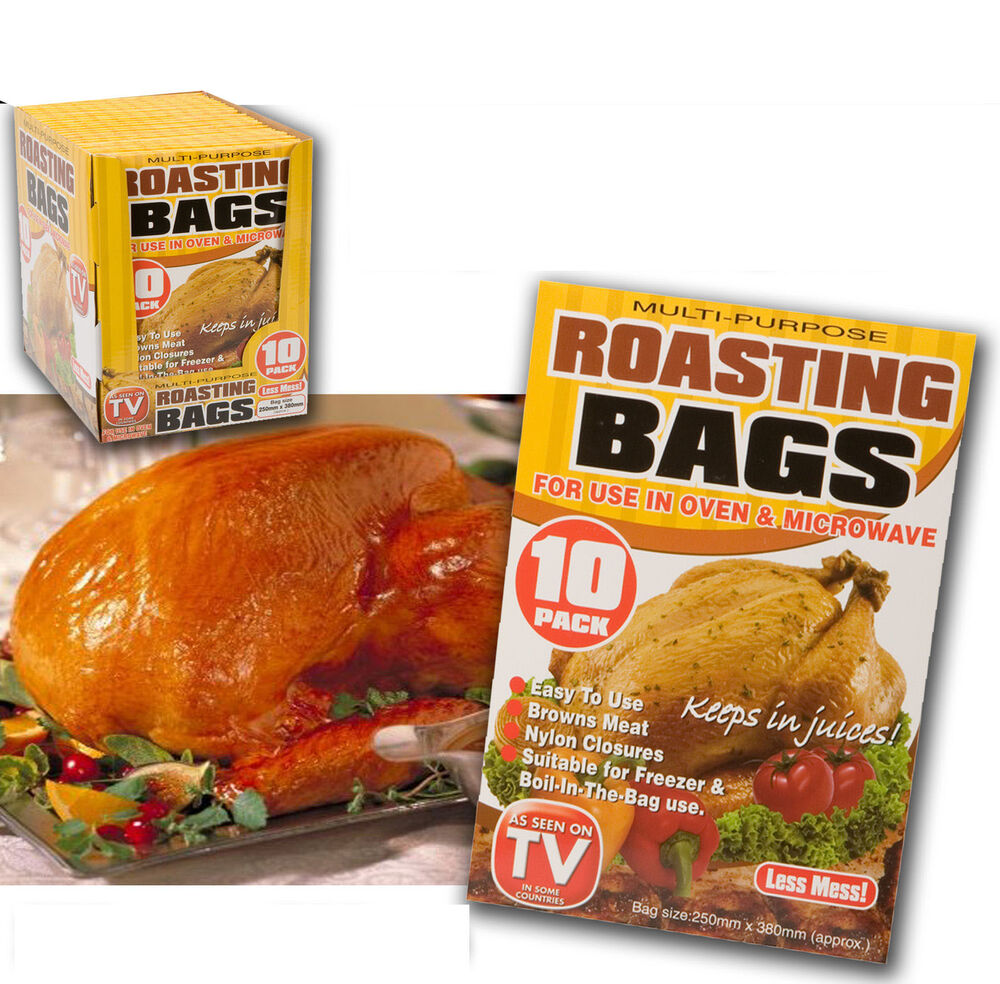 Roasting Microwave Oven: Roasting Oven Bags Microwave Cooking Roast Chicken Meat