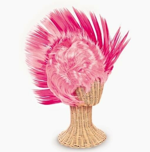 Ebay Pink Wig Review 13