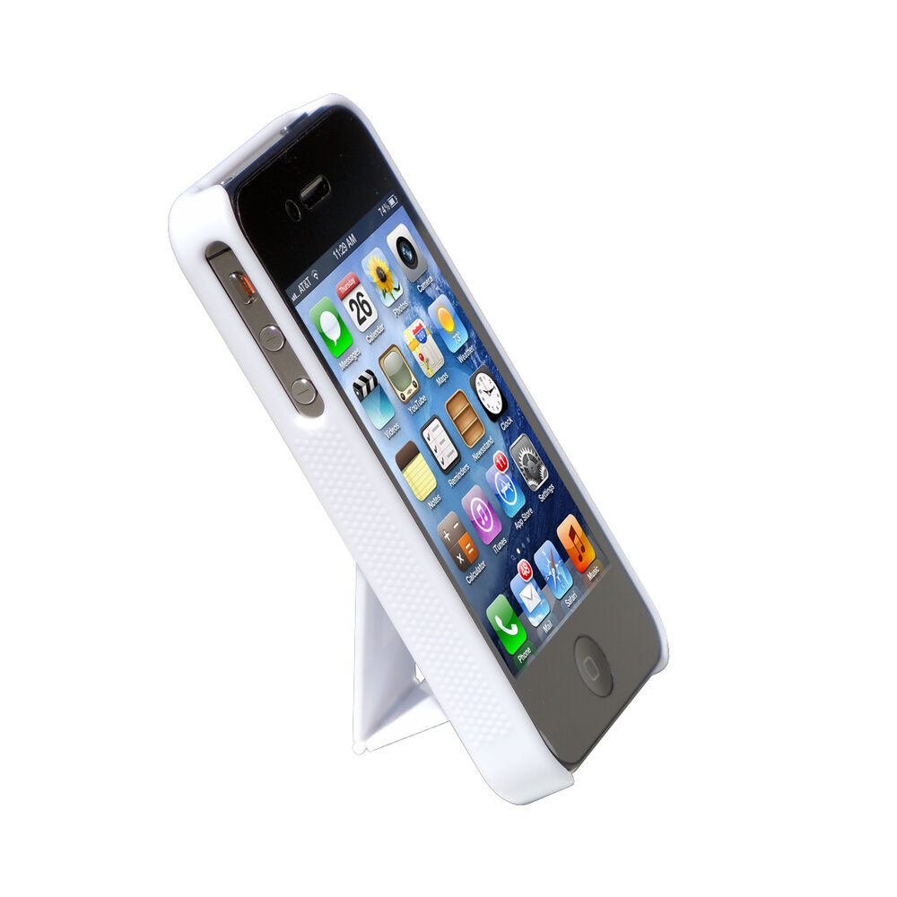 iphone 4s ebay cirago white slim with kickstand for apple iphone 4s 10916