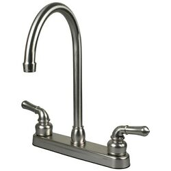 Kyпить RV / Mobile Home Motor Vehicle Kitchen Sink Faucet - Stainless Steel Finish на еВаy.соm